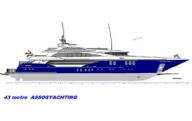 43 Meter Megayacht