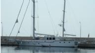 24.8 Meter Sailing Yacht